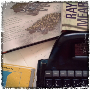 Dictionary, Survival Guides, & the AlphaSmart