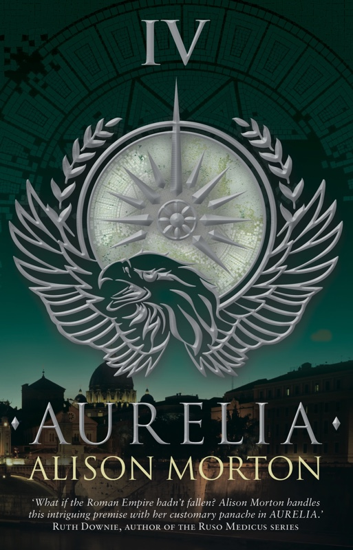 cover of Alison's Morton AURELIA