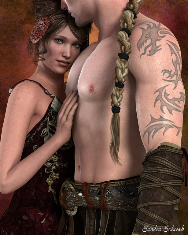 cover picture for Eagle's Honor: Ravished, by Sandra Schwab
